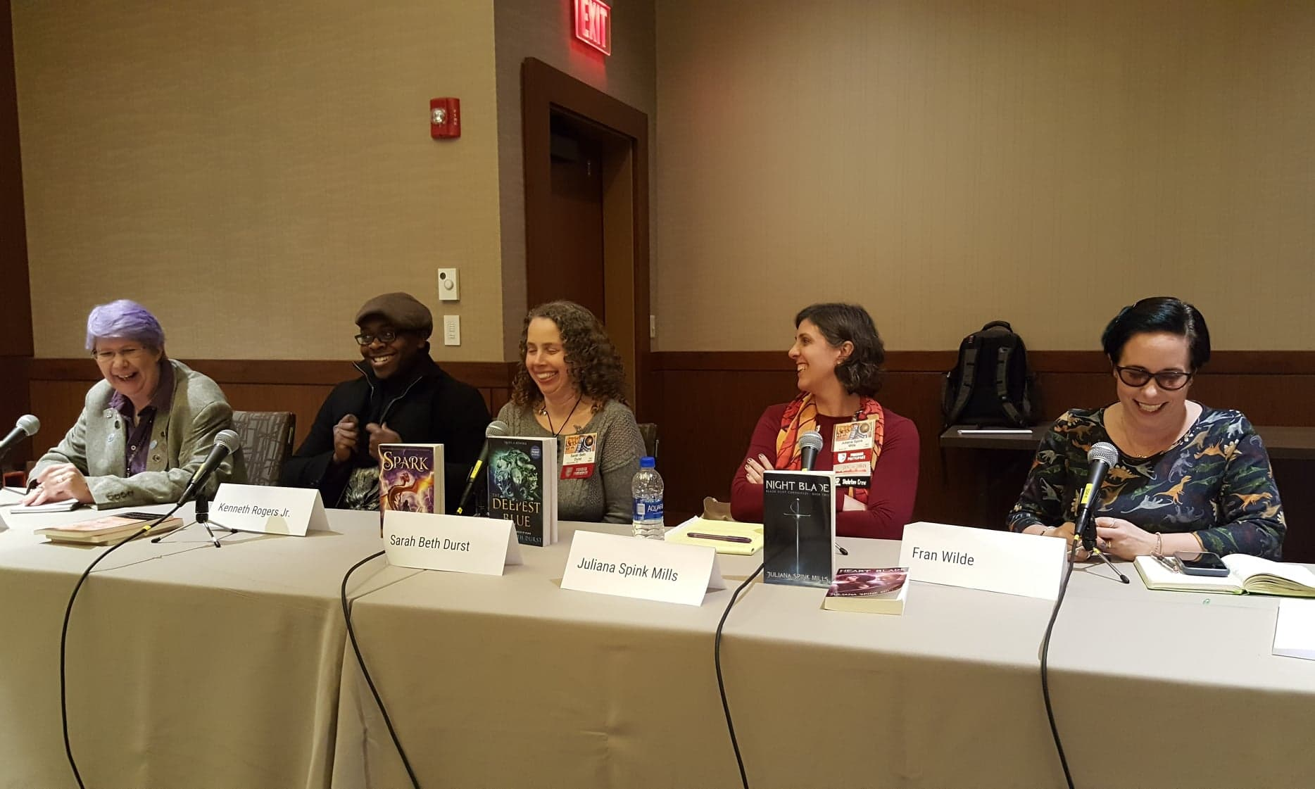 middle book panel