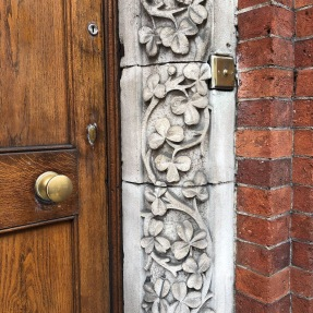 Dublin doorway